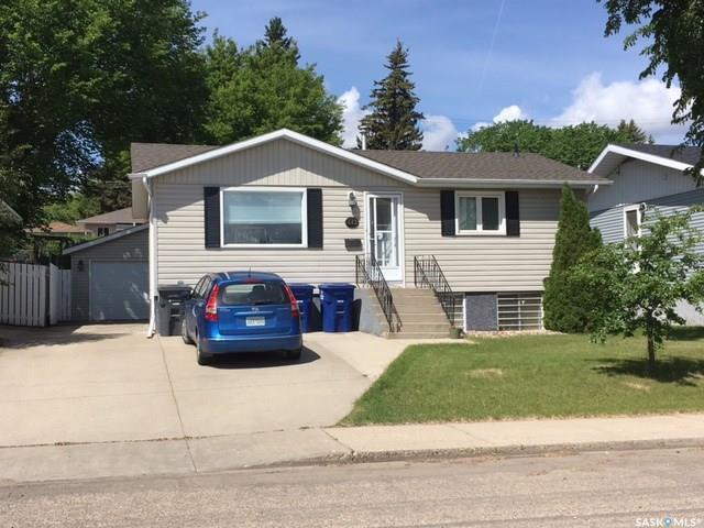 413 O Avenue N, Saskatoon, SK S7L 2V2 (MLS #SK754703) :: The A Team