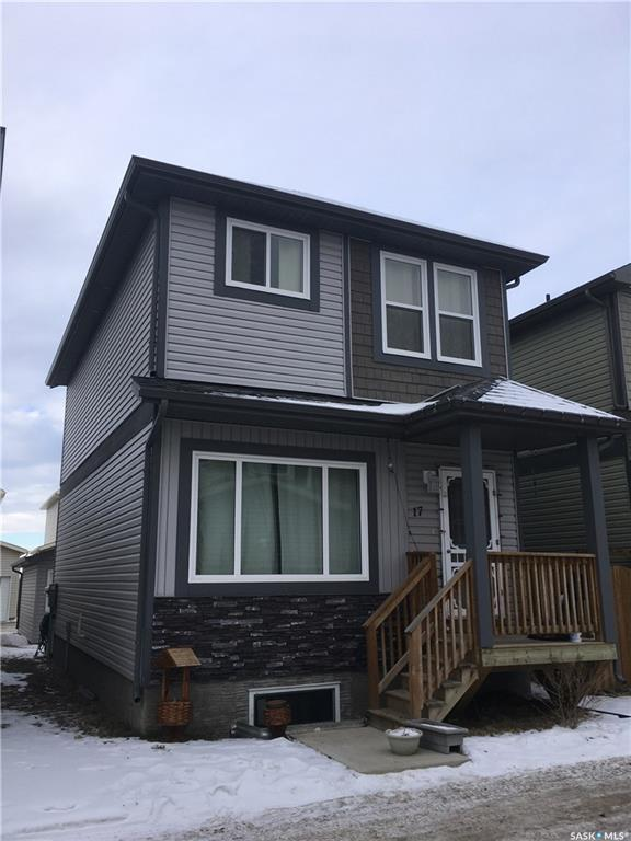 207 Mccallum Way #17, Saskatoon, SK S7R 0K6 (MLS #SK755171) :: The A Team