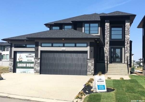 4414 Wolf Willow Place, Regina, SK S4V 3L6 (MLS #SK755233) :: The A Team