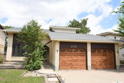 3727 Edinburgh Drive, Regina, SK S4V 2B2 (MLS #SK779024) :: The A Team