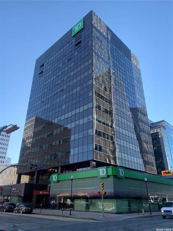 1914 Hamilton Street #1008, Regina, SK S4P 3N6 (MLS #SK789220) :: The A Team