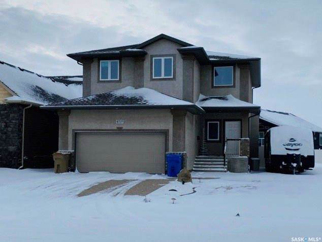 4737 Sandpiper Crescent E, Regina, SK S4V 1M9 (MLS #SK797090) :: The A Team