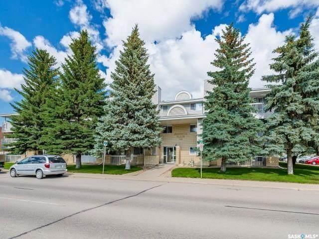 706 Confederation Drive #108, Saskatoon, SK S7L 5R7 (MLS #SK808742) :: The A Team