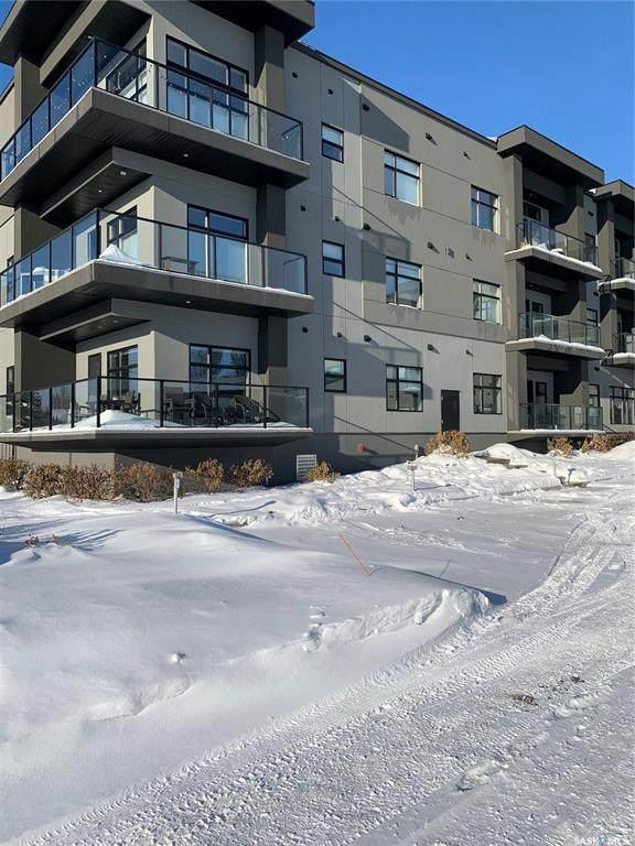 502 Perehudoff Crescent #312, Saskatoon, SK S7N 4H6 (MLS #SK819793) :: The A Team