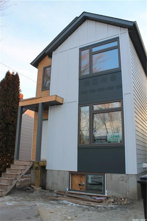 1322 Empress Avenue, Saskatoon, SK S7K 3G1 (MLS #SK753357) :: The A Team