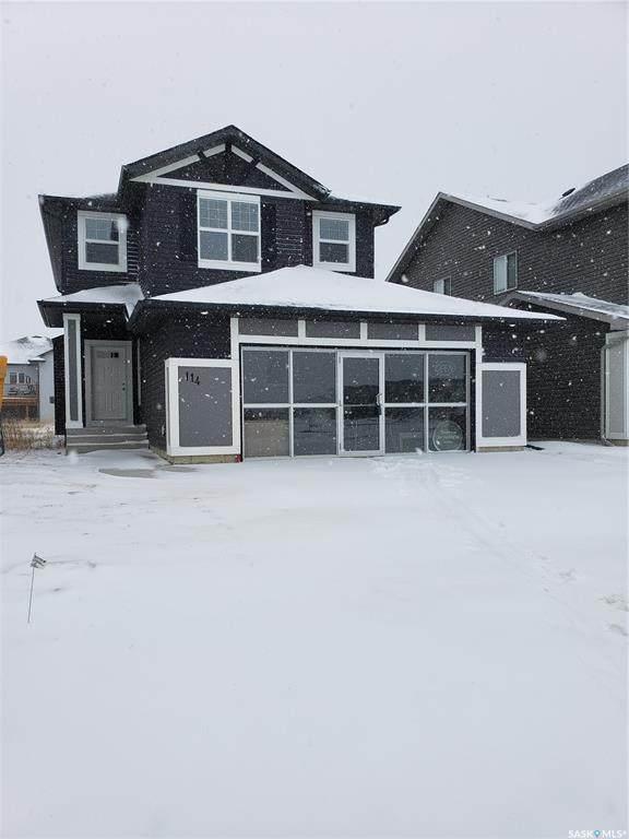 114 Stromberg Crescent, Saskatoon, SK S7L 6M9 (MLS #SK804260) :: The A Team