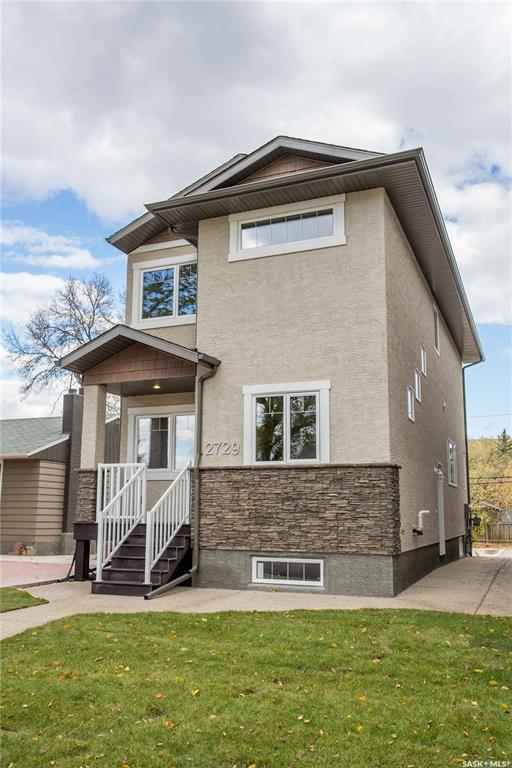 2729 Argyle Street, Regina, SK S4S 0K7 (MLS #SK756711) :: The A Team