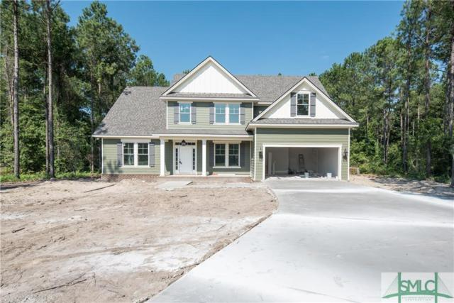 245 Maddy Way, Richmond Hill, GA 31324 (MLS #187808) :: The Arlow Real Estate Group