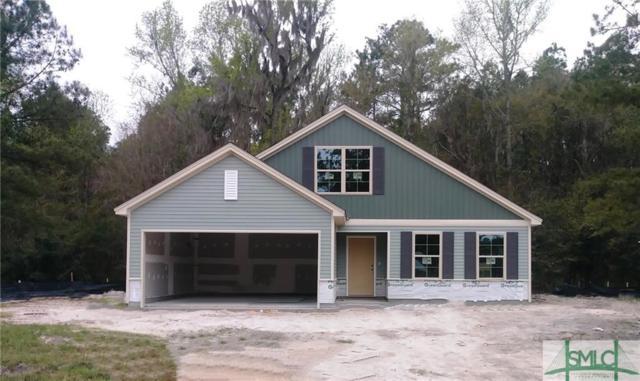 33 Blackberry Circle, Guyton, GA 31312 (MLS #199374) :: Coastal Savannah Homes