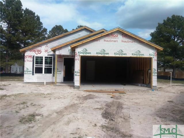 28 Blackberry Circle, Guyton, GA 31312 (MLS #199381) :: Coastal Savannah Homes