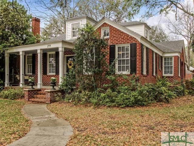 244 E 53rd Street, Savannah, GA 31405 (MLS #205736) :: The Randy Bocook Real Estate Team