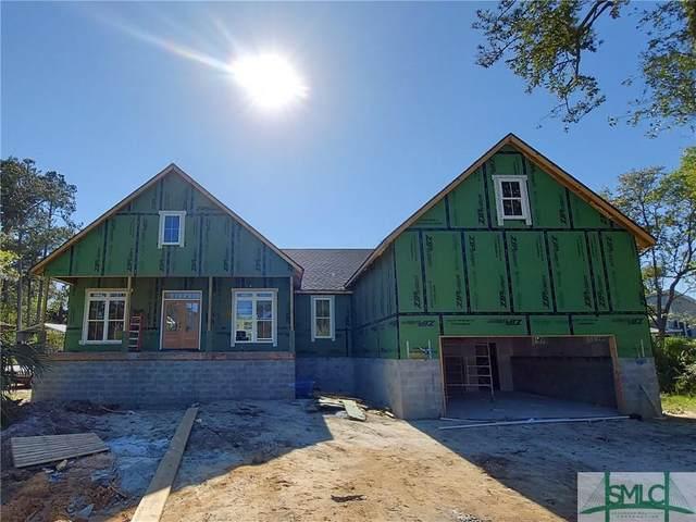 213 Debra Road, Savannah, GA 31410 (MLS #236431) :: Keller Williams Coastal Area Partners
