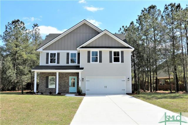 102 South Effingham Plantation Drive, Guyton, GA 31312 (MLS #178783) :: Coastal Savannah Homes