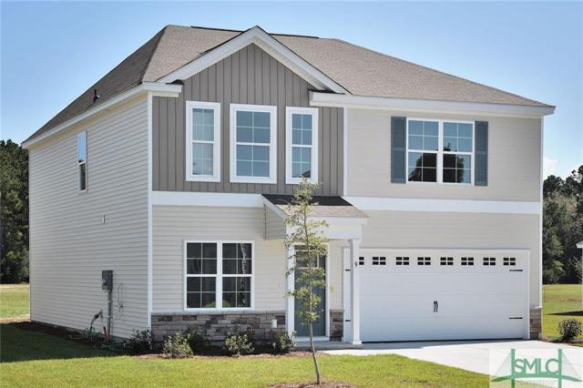 9 Summer Place Drive, Guyton, GA 31312 (MLS #186258) :: The Robin Boaen Group