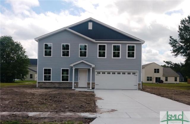 6 Blackberry Circle, Guyton, GA 31312 (MLS #199378) :: The Randy Bocook Real Estate Team