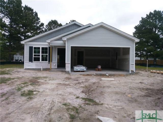 28 Blackberry Circle, Guyton, GA 31312 (MLS #199381) :: Karyn Thomas