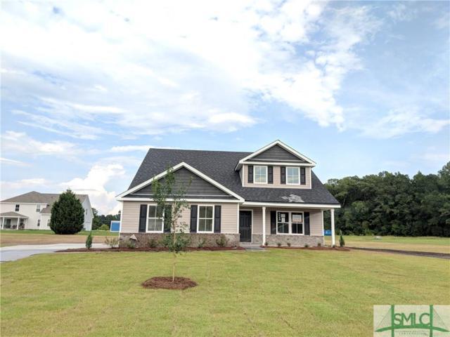 100 Edmondson Drive, Guyton, GA 31312 (MLS #206518) :: McIntosh Realty Team