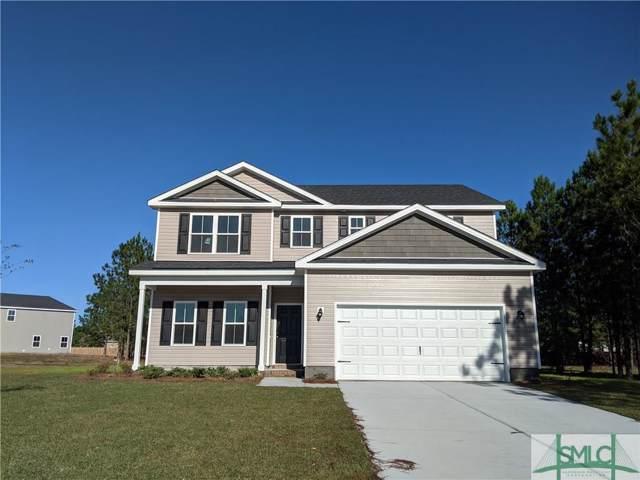 35 Saddlebrush Road, Ellabell, GA 31308 (MLS #208608) :: The Randy Bocook Real Estate Team