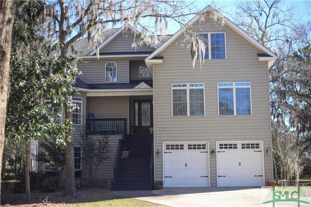 430 Sterling Woods Drive, Richmond Hill, GA 31324 (MLS #208740) :: The Sheila Doney Team
