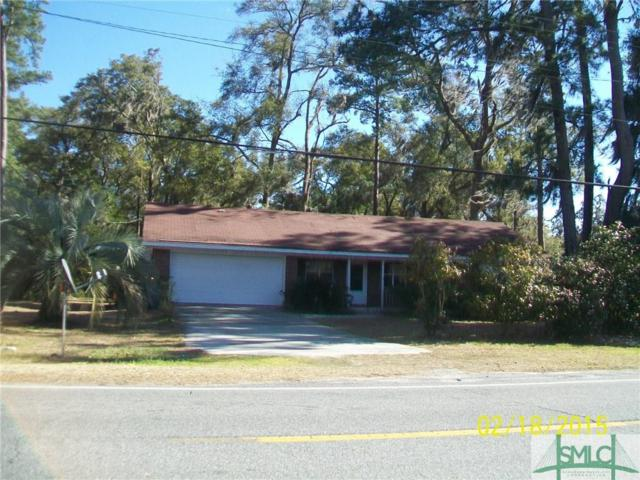 1512 Walthour Road, Savannah, GA 31410 (MLS #158116) :: Coastal Savannah Homes