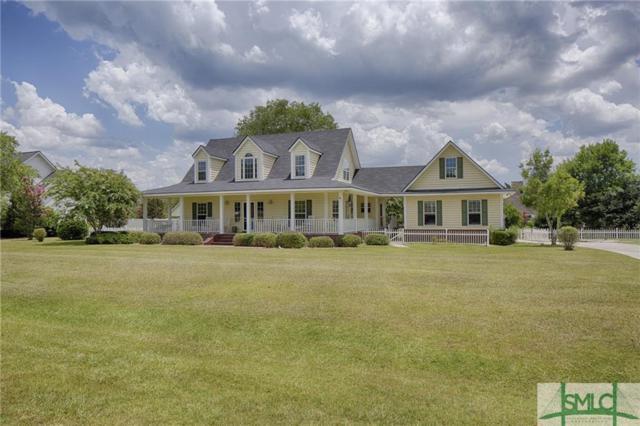 122 Lakewood Drive, Guyton, GA 31312 (MLS #160295) :: The Arlow Real Estate Group