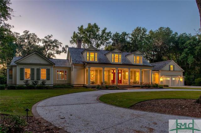 1021 Dublin Drive, Richmond Hill, GA 31324 (MLS #166010) :: The Arlow Real Estate Group