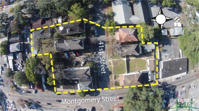 401-415 W 41st North/South Side Street, Savannah, GA 31401 (MLS #166831) :: Coastal Savannah Homes