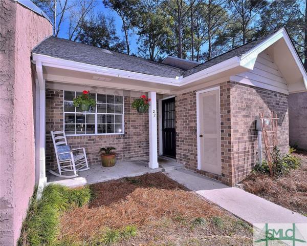 22 Navigator Lane, Savannah, GA 31410 (MLS #169659) :: Coastal Savannah Homes