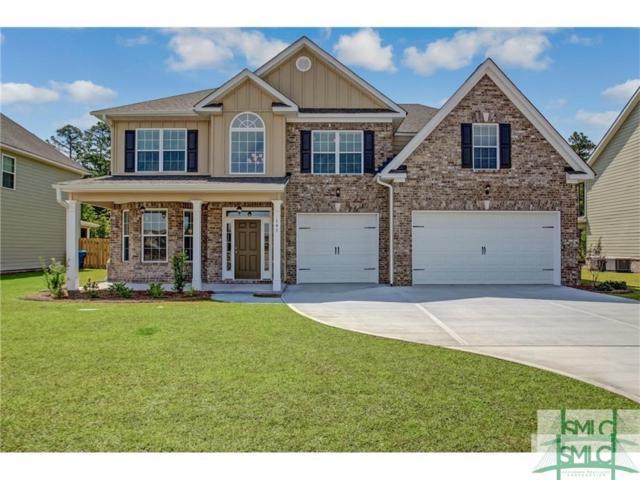 322 Old Rail Road, Bloomingdale, GA 31302 (MLS #169774) :: Coastal Savannah Homes
