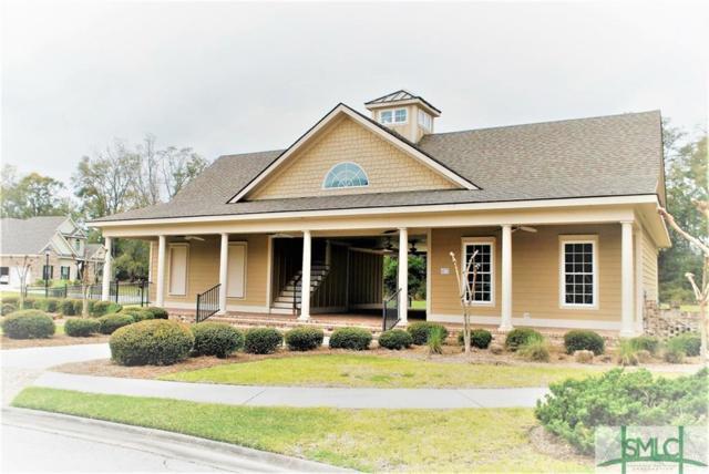128 Vintage Drive, Guyton, GA 31312 (MLS #169855) :: The Robin Boaen Group