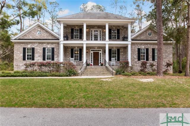 134 Samuel Lyon Way, Savannah, GA 31411 (MLS #170580) :: Coastal Savannah Homes