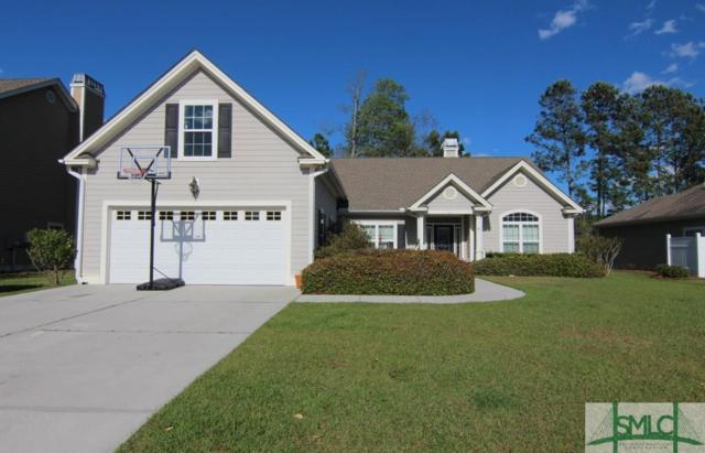 61 Gateway Drive, Pooler, GA 31322 (MLS #171122) :: Coastal Savannah Homes