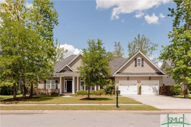 120 Mosswood Drive, Savannah, GA 31405 (MLS #171599) :: Teresa Cowart Team