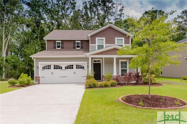 61 Lonnie Drive, Richmond Hill, GA 31324 (MLS #172451) :: Teresa Cowart Team