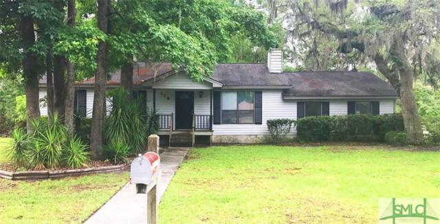 119 Wimbledon Drive, Savannah, GA 31419 (MLS #172569) :: The Arlow Real Estate Group