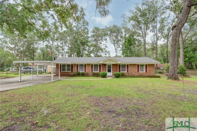 209 Montclair Boulevard, Savannah, GA 31419 (MLS #173075) :: Coastal Savannah Homes