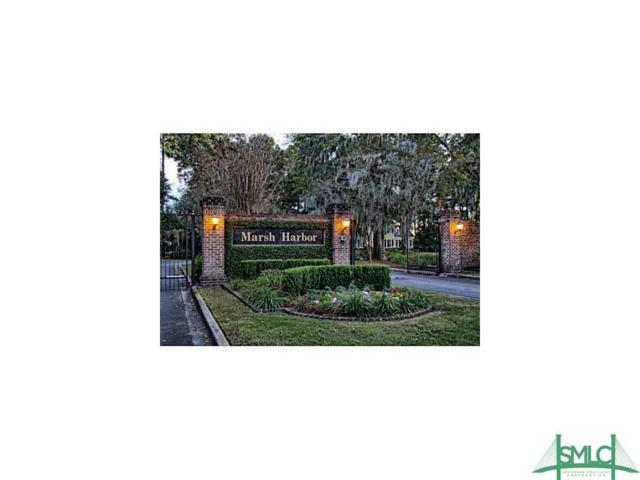 13 Marsh Harbor Drive N, Savannah, GA 31410 (MLS #174375) :: The Robin Boaen Group