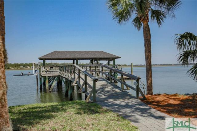 109 Modena Island Drive, Savannah, GA 31411 (MLS #174511) :: Coastal Savannah Homes