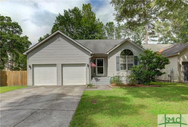 254 Sugar Mill Drive, Savannah, GA 31419 (MLS #175130) :: The Arlow Real Estate Group