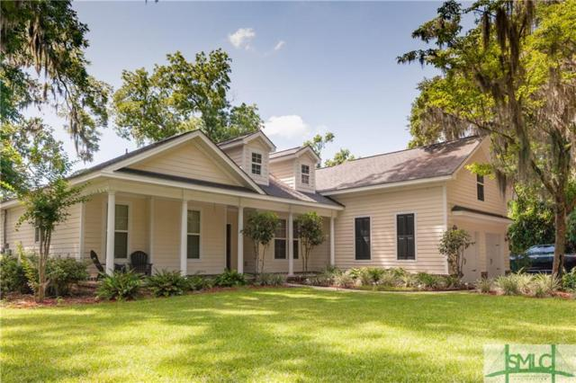 9872 Whitefield, Savannah, GA 31406 (MLS #175199) :: Coastal Savannah Homes