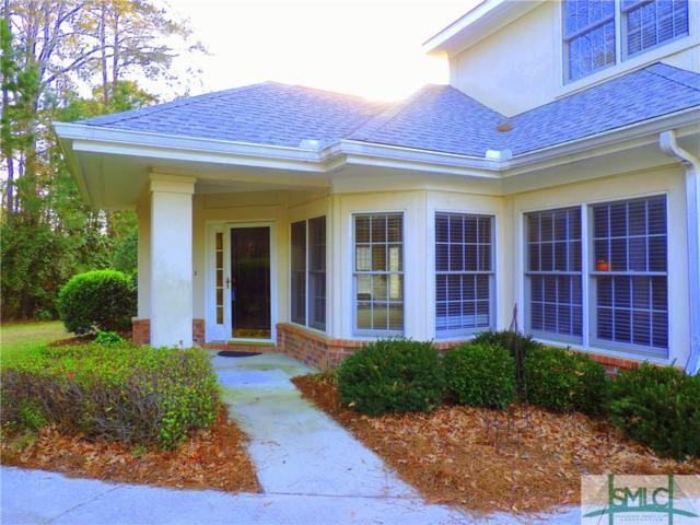 25 Steeple Run Way, Savannah, GA 31405 (MLS #175239) :: Teresa Cowart Team