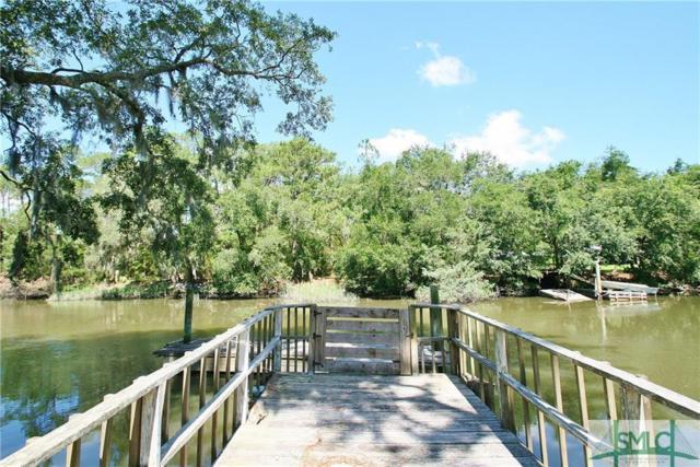 330 Island Road, Savannah, GA 31406 (MLS #175247) :: The Robin Boaen Group