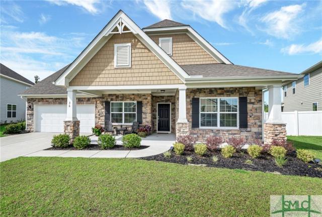 36 Belle Gate Court, Pooler, GA 31322 (MLS #175257) :: Coastal Savannah Homes