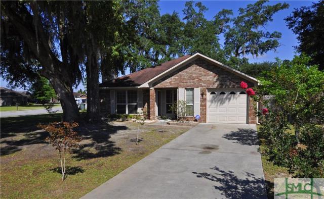 1221 Langston Lane, Hinesville, GA 31313 (MLS #175278) :: Teresa Cowart Team