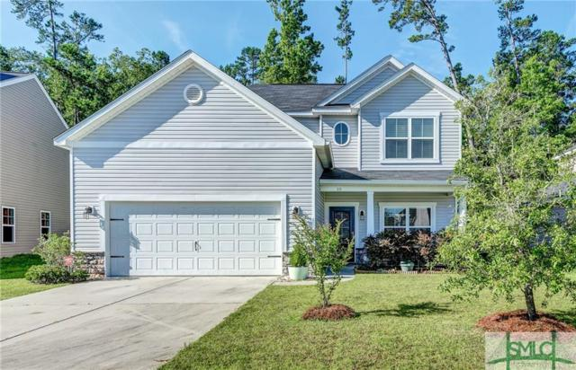 10 Lafayette Court, Port Wentworth, GA 31407 (MLS #175297) :: The Arlow Real Estate Group