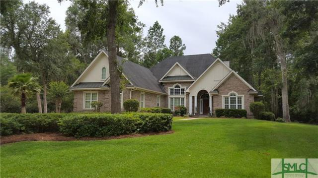 346 Channing Drive, Richmond Hill, GA 31324 (MLS #175423) :: The Arlow Real Estate Group