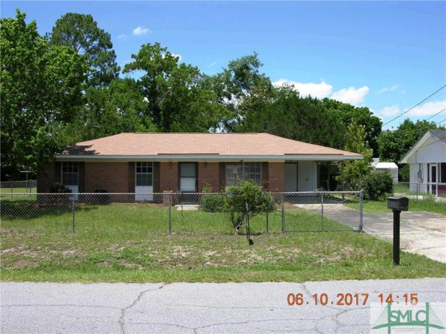 607 Palmetto Street, Hinesville, GA 31313 (MLS #175519) :: Teresa Cowart Team