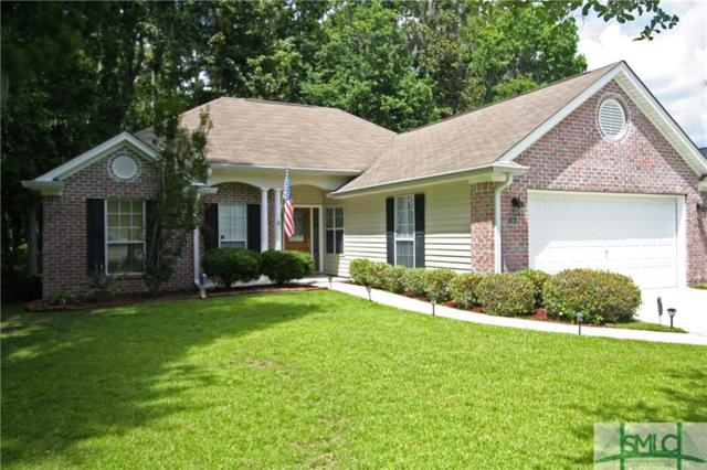 166 Junco Way, Savannah, GA 31419 (MLS #175553) :: The Arlow Real Estate Group