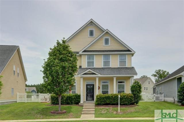 211 Clearwater, Port Wentworth, GA 31407 (MLS #175557) :: The Arlow Real Estate Group