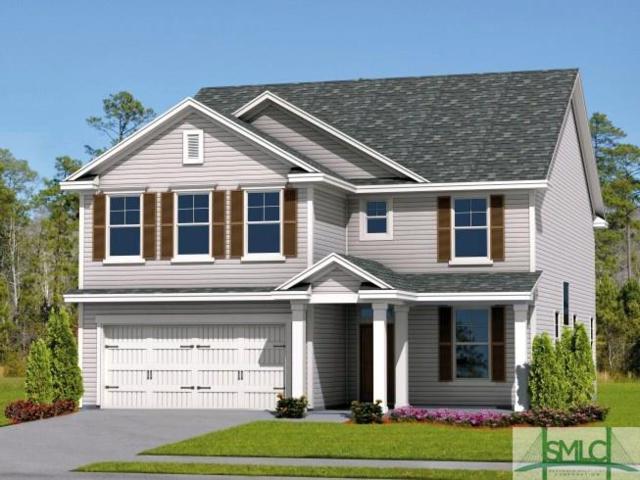 230 Willow Point Circle, Savannah, GA 31322 (MLS #175571) :: The Arlow Real Estate Group